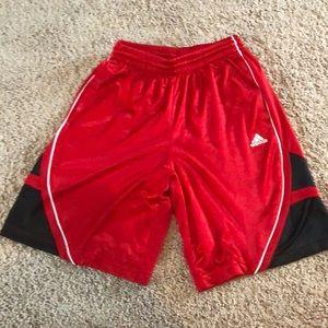Boy's Adidas Basketball shorts